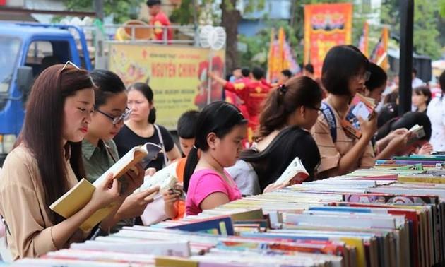 В провинции Тхыатхиен-Хюэ открылась первая книжная улица