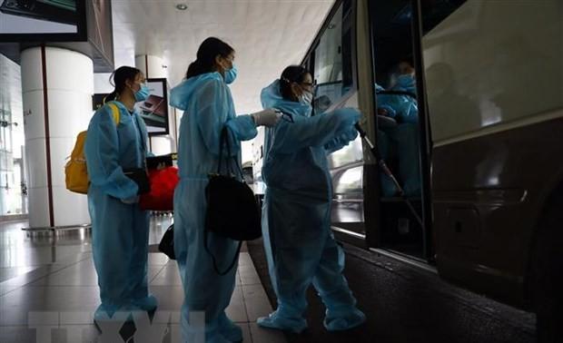У 4 вьетнамцев, прибывших на Родину из Франции, подтвержден коронавирус