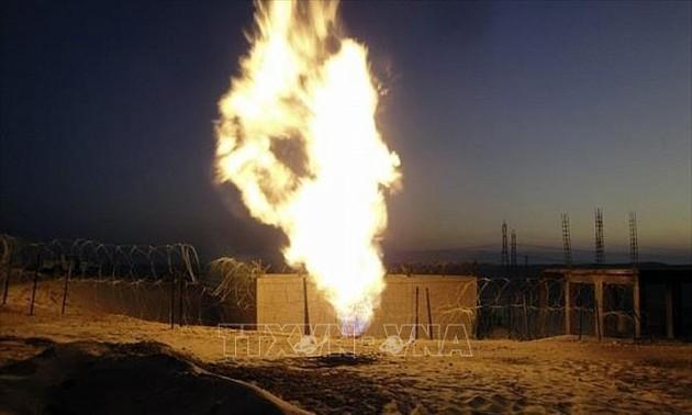 ИГ взяло  на себя ответственность за взрыв газопровода аль-Ариш аль-Кунтара в Египте