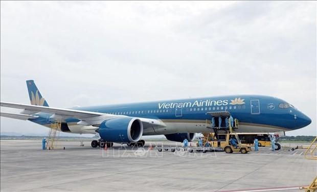 Национальная авиакомпания Vietnam Airlines второй год подряд удерживает звание самого здорового бренда Вьетнама