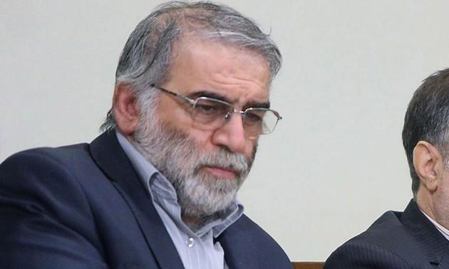 Рост напряженности на Ближнем Востоке после убийства иранского ученого-ядерщика
