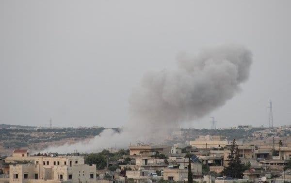 Не менее 17 человек погибли при авиаударе США по Восточной Сирии