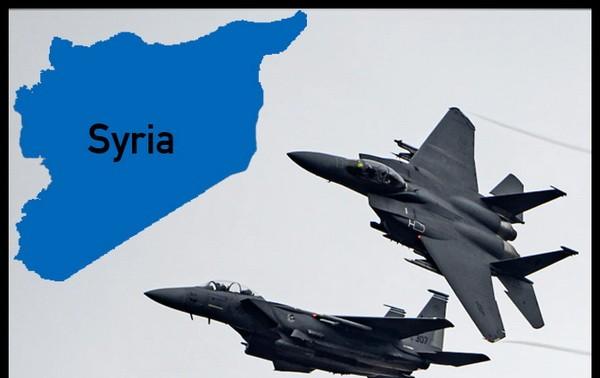 Эскалация напряженности на Ближнем Востоке после авиаудара США по Сирии