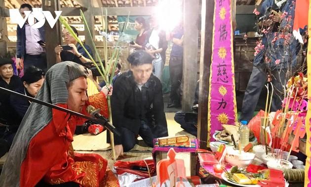 Среди народностей таи и нунг популярен ритуал на избавление от неудач