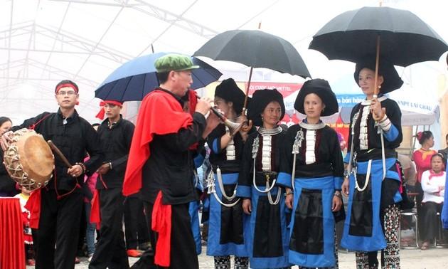 Дудочка «Кен-ла» субэтнической группы заокхау
