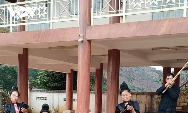 Народность тхай в селении Хин старается сохранить культурные традиции