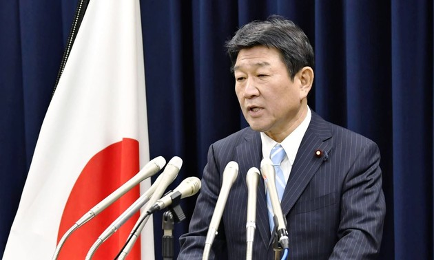 Япония глубоко обеспокоена действиями Китая в Восточном море