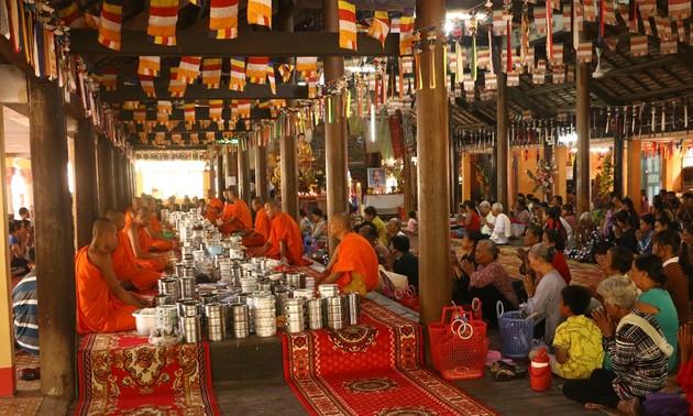 Новогодний праздник Чол Чнам Тмай в провинции Шокчанг стал более радостным благодаря удачному урожаю