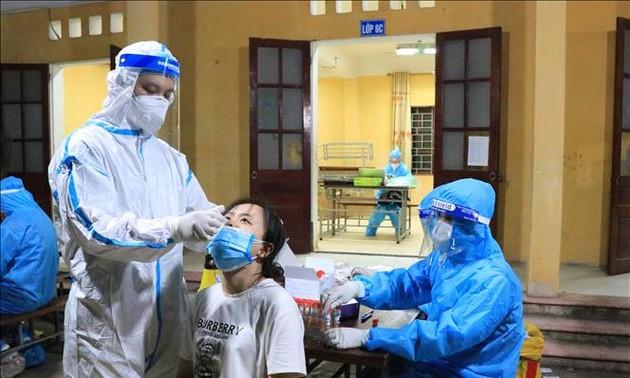 Во Вьетнаме выявлено 89 новых случаев заражения коронавирусом