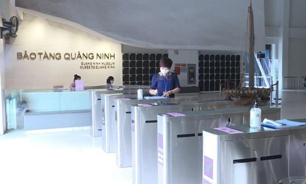 Провинция Куангнинь возобновила внутренний туризм