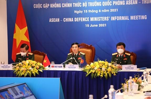 АСЕАН и Китай создают благоприятные условия для переговоров по COC