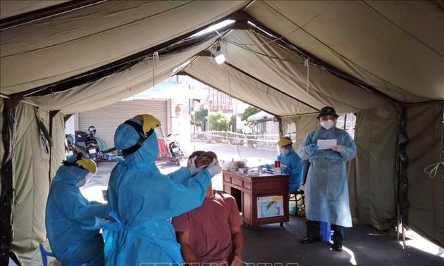 Вечером 23 июля во Вьетнаме зафиксировано 3409 новых случаев заражения коронавирусом