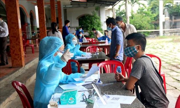 Утром 24 июля во Вьетнаме выявлен 3991 новый случай заражения коронавирусом