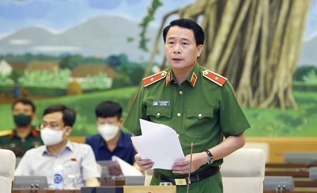 3-е заседание Постоянного комитета Нацсобрания Вьетнама