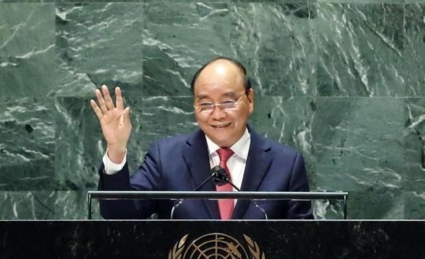 Канадские СМИ высоко оценивают положение и вклад Вьетнама в ООН
