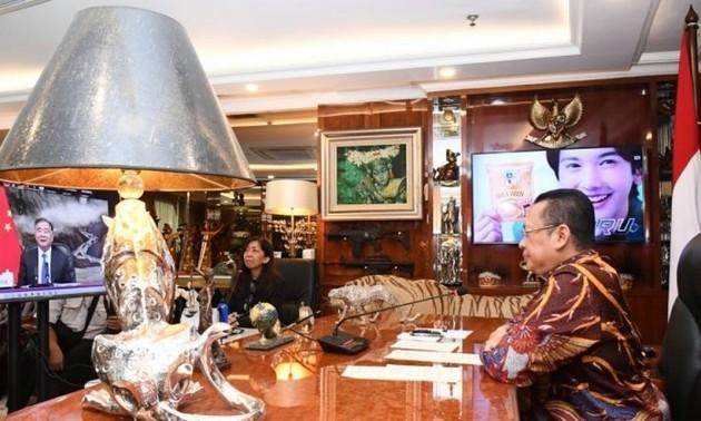 Народный консультативный конгресс Индонезии потребовал от Китая строгого соблюдения UNCLOS 1982