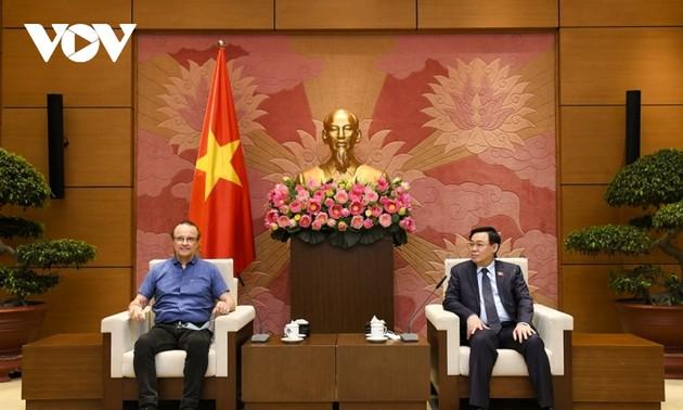Компания NG Biotech активно сотрудничает с Вьетнамом в борьбе с коронавирусом