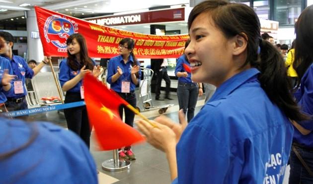 Gặp gỡ Hữu nghị Thanh niên Việt- Trung 2014 thành công tốt đẹp