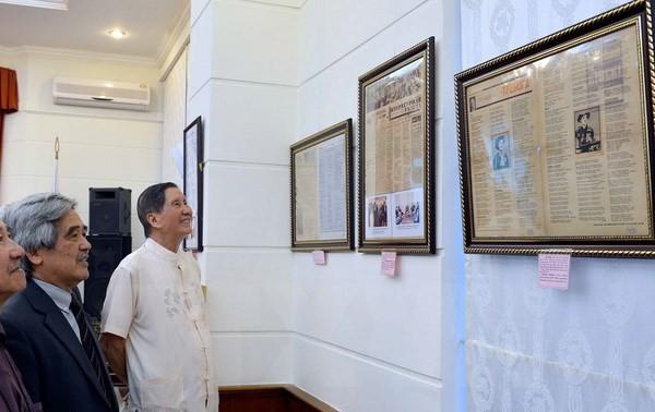 """Khánh thành Nhà lưu niệm tư nhân đầu tiên về """"Văn học Nga ở Việt Nam"""""""