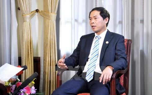 Việt Nam sẵn sàng hỗ trợ, chia sẻ kinh nghiệm với những nước kém phát triển hơn