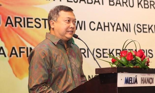 Quan hệ Việt Nam - Indonesia đang phát triển tốt đẹp trên các lĩnh vực