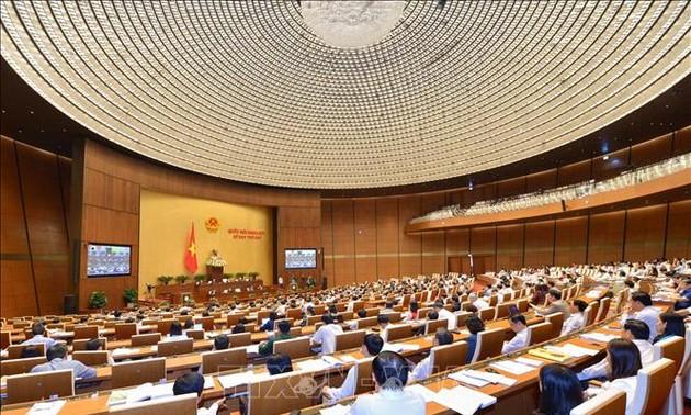 Quốc hội ra nghị quyết điều chỉnh Kế hoạch đầu tư công trung hạn giai đoạn 2016 - 2020