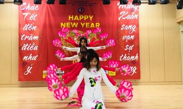 Tết Cộng đồng 2019 của người Việt tại Daegu-Gyeongbuk