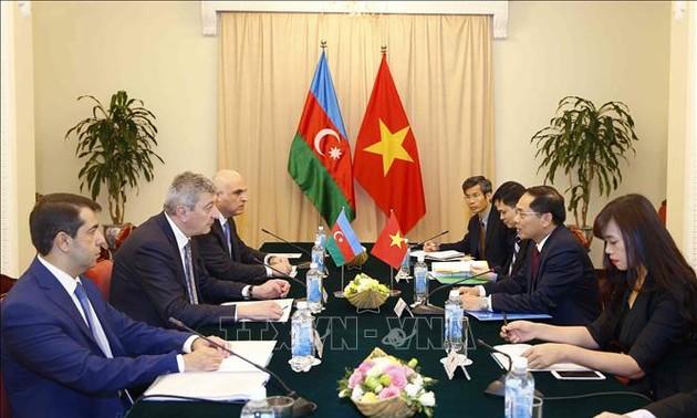 Tham vấn chính trị giữa Việt Nam và Azerbaijan