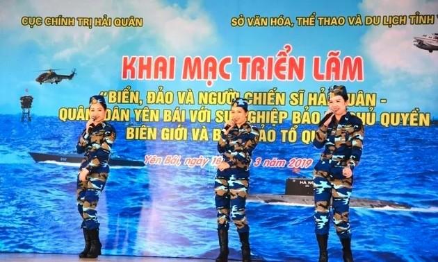 Khơi dậy tình yêu biển đảo trong cán bộ, đảng viên và nhân dân