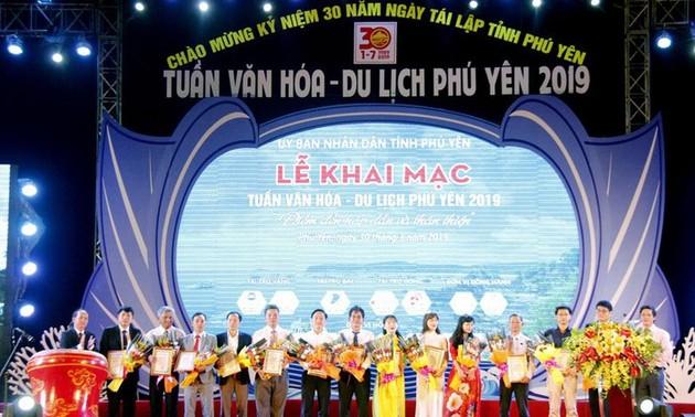 Phú Yên khai mạc Tuần văn hóa, du lịch năm 2019