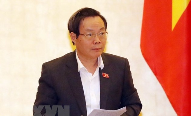 Phó Chủ tịch Quốc hội Phùng Quốc Hiển làm việc tại Hải Phòng