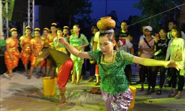 """""""Bản hòa âm đa sắc"""" chào mừng Ngày Văn hóa các dân tộc Việt Nam năm 2019"""