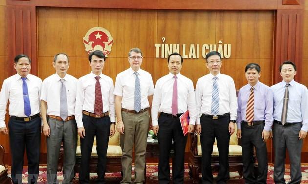 Thúc đẩy hợp tác giữa tỉnh Lai Châu và các địa phương của Cộng hòa Áo