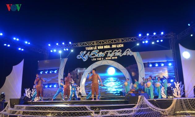 Khai mạc Tuần lễ văn hóa, du lịch Lý Sơn lần thứ II năm 2019