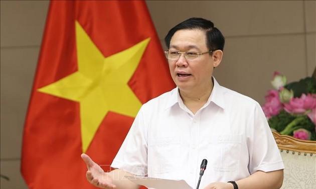 Phó Thủ tướng Vương Đình Huệ: Mục tiêu từ nay đến cuối năm, hoàn thành Cơ chế một cửa Quốc gia với 61 thủ tục hành chính