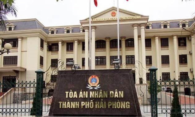 Tòa án nhân dân thành phố Hải Phòng thông báo tìm kiếm ông Vũ Văn Thạc