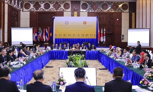 ASEAN+3 thúc đẩy lĩnh vực phúc lợi và phát triển xã hội