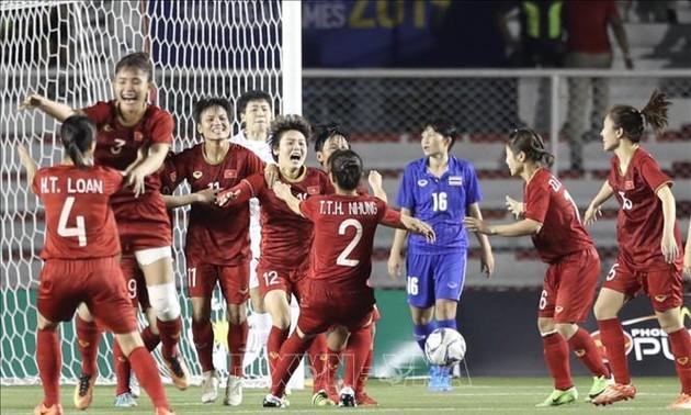 Chủ tịch Trung ương Hội Liên hiệp Phụ nữ Việt Nam gửi thư chúc mừng và tặng thưởng Đội tuyển bóng đá nữ Việt Nam