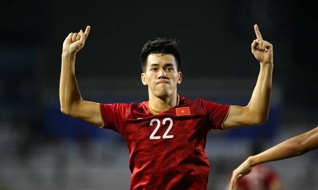 Tiến Linh lọt top Cầu thủ đáng chú ý tại Vòng chung kết U23 châu Á 2020