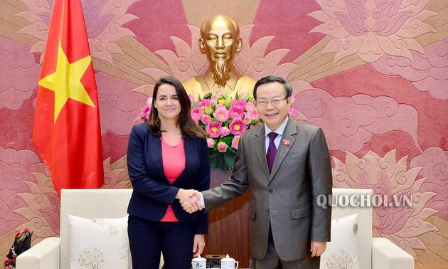 Tăng cường hơn nữa quan hệ Việt Nam - Hungary