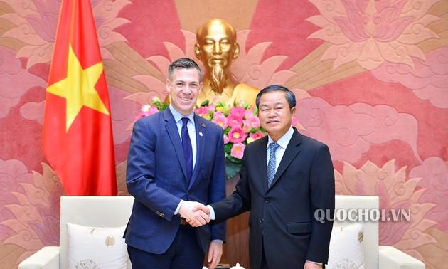 Việt Nam mong muốn Hoa Kỳ tiếp tục quan tâm khắc phục hậu quả chiến tranh