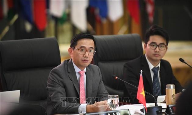 Năm Chủ tịch ASEAN 2020: Việt Nam chủ trì cuộc họp đại sứ các nước thành viên EAS