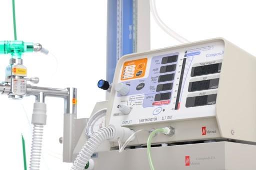 Dự kiến nửa cuối tháng 4 thị trường Việt Nam sẽ có máy thở