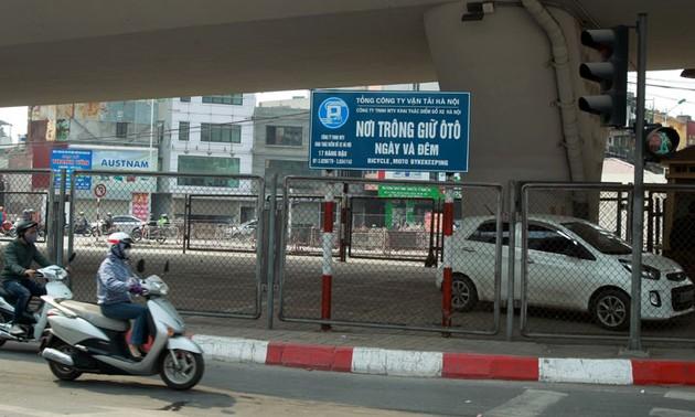 Bộ Giao thông vận tải  đồng ý cho tổ chức trông giữ xe dưới gầm cầu