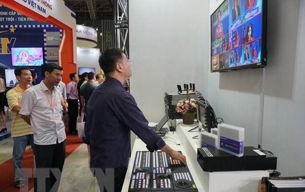 Triển lãm quốc tế phim và công nghệ truyền hình diễn ra tại Thành phố Hồ Chí Minh từ ngày 17 – 19/9