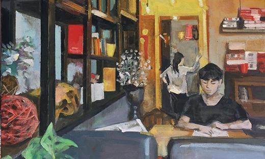 """Khai mạc triển lãm và ra mắt cuốn sách """"Tranh trong mùa giãn cách"""""""