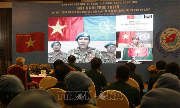 Thượng tướng Nguyễn Chí Vịnh: Lực lượng gìn giữ hòa bình cần sẵn sàng đối phó thách thức an ninh phi truyền thống