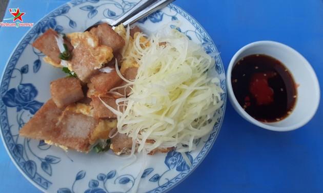 Mùa mưa Sài Gòn, rủ nhau ăn bột chiên