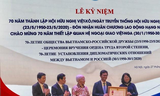 Quan hệ Việt Nam-Liên bang Nga: Tình hữu nghị bền chặt qua thời gian