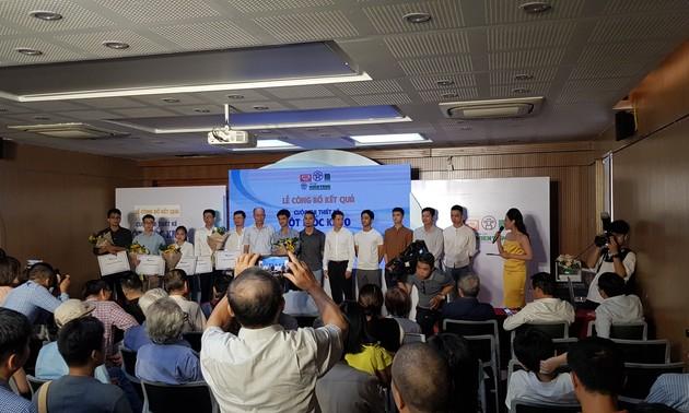 Hà Nội công bố 5 giải cuộc thi thiết kế cột mốc Km 0